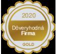 Dôveryhodná firma GOLD 2020