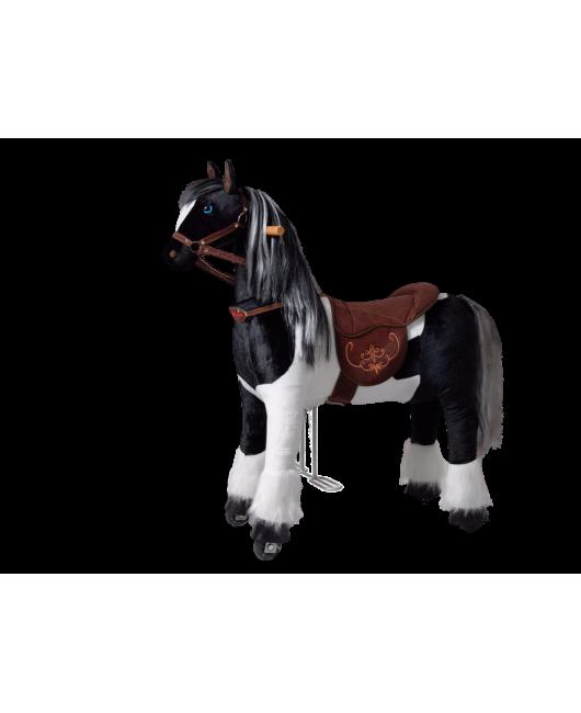 Mechanický jazdiaci kôň Ponnie Domino M