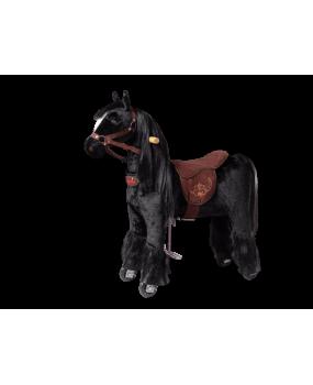 Mechanický jazdiaci kôň Ponnie Ebony S