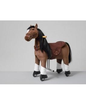 Mechanický jazdiaci kôň Ponnie Happy S