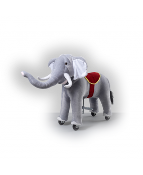 Mechanický jazdiaci slon Ponnie Bimbo S