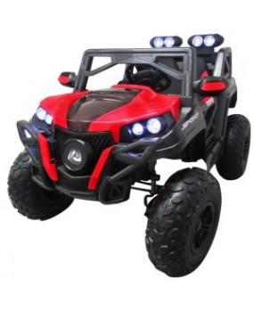 Elektrická bugina Buggy X9 4x4 čierno-červená