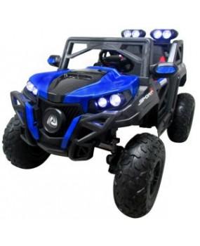 Elektrická bugina Buggy X9 4x4 čierno-modrá