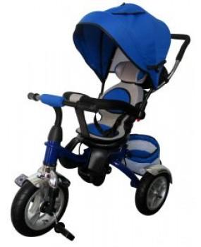Detská trojkolka R-Sport T3 modrá