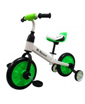 Detské odrážadlo R-Sport P1 3v1 zelené