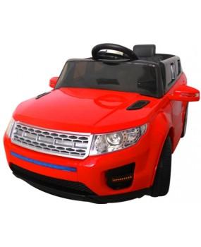 Elektrické autíčko Jeep F3 červené