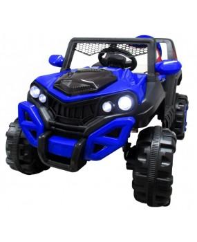 Elektrická bugina Buggy X8 4x4 modrá