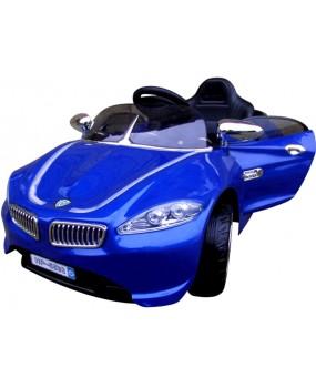 Zánovné elektrické autíčko Cabrio B3 modré