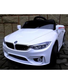 Elektrické autíčko Cabrio B8 biele