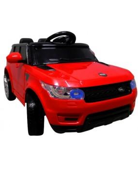 Elektrické autíčko Cabrio F1 červené