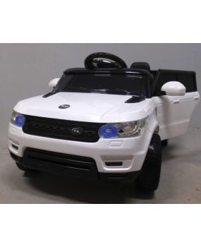 Elektrické autíčko Cabrio F1 biele