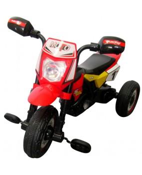 Detská motorka M5 červená