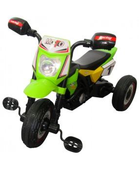 Detská motorka M5 zelená