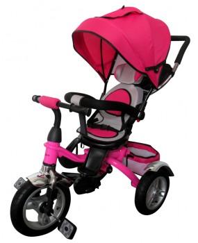 Detská trojkolka R-Sport T3 ružová