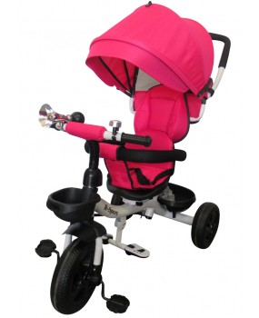 Detská trojkolka R-Sport T4 ružová