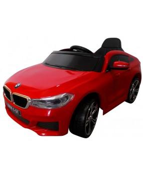 Elektrické autíčko BMW 6GT červené