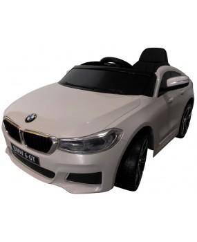 Elektrické autíčko BMW 6GT biele