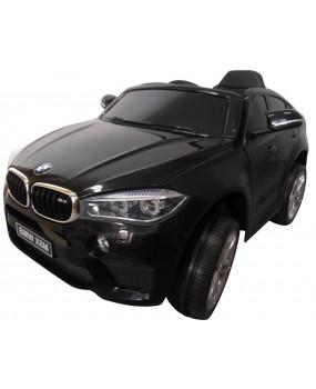 Elektrické autíčko BMW X6M čierne