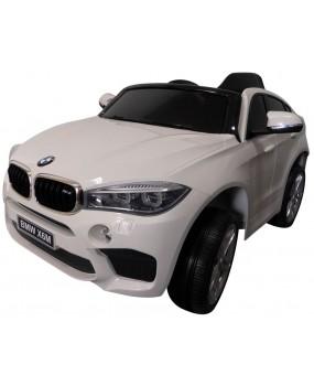 Elektrické autíčko BMW X6M biele