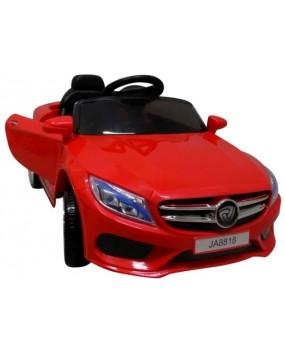 Elektrické autíčko Cabrio M4 červené