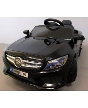 Elektrické autíčko Cabrio M4 čierne
