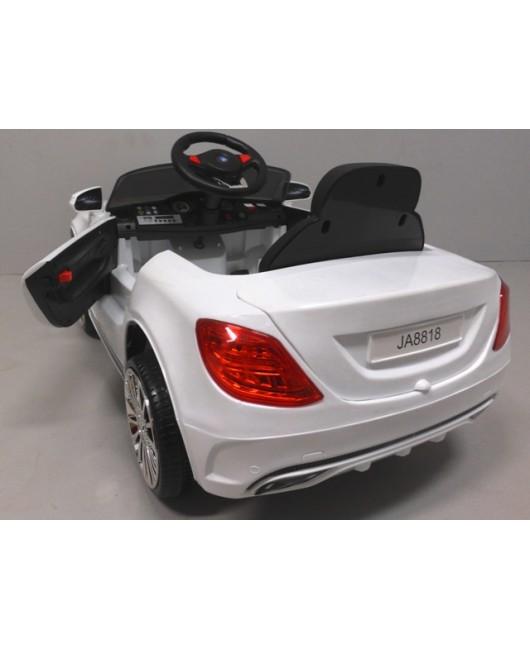 Elektrické autíčko Cabrio M4 biele