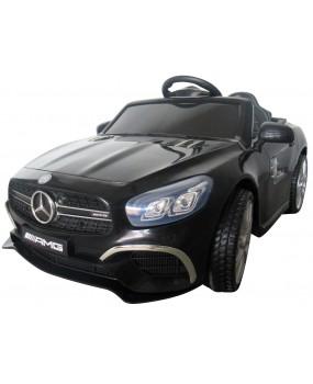 Elektrické autíčko Mercedes AMG SL63 čierne