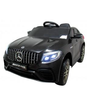 Elektrické autíčko Mercedes GLC63s čierne
