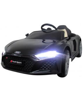 Elektrické autíčko AUDI R8 Sport čierne
