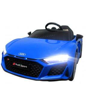 Elektrické autíčko AUDI R8 Sport modré