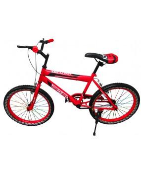 """Detský bicykel P5 20"""" kolesá červený"""