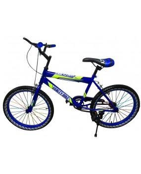 """Detský bicykel P5 20"""" kolesá modrý"""