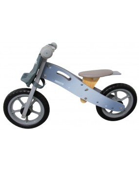 Detské drevené odrážadlo R-Sport R10 sivé
