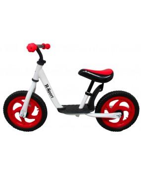 Detské odrážadlo R5 R-Sport bielo-červené