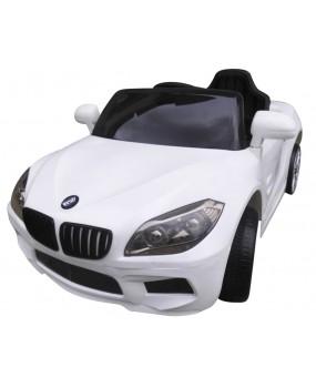 Elektrické autíčko Cabrio B14 biele