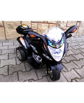 Elektrická motorka BJX 088 čierna