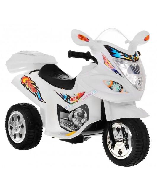 Elektrická motorka BJX 088 biela