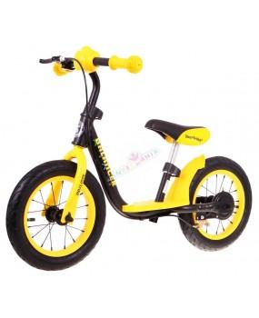 Detské odrážadlo Sportrike Balancer žlté