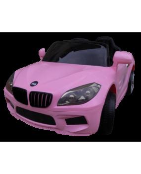Elektrické autíčko Cabrio B14 ružové