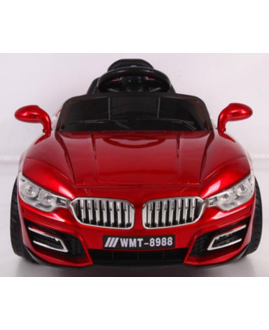 Elektrické autíčko Cabrio B16 Cherry lakované