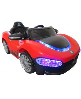 Elektrické autíčko Cabrio MA červené