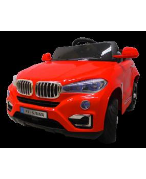 Elektrické autíčko Cabrio X6 červené EVA kolesá