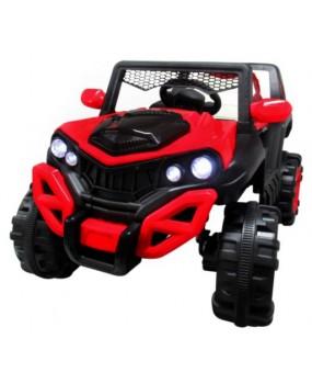 Elektrická bugina Buggy X8 4x4 červená