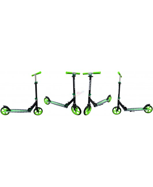 Kolobežka R-SPORT Scooter H4 zelená