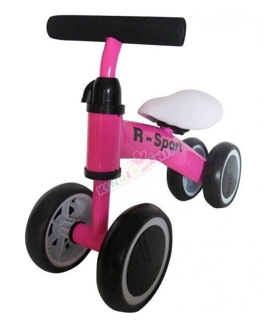 Detské odrážadlo R-SPORT R11 ružové