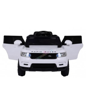 Elektrické autíčko Start Run biele