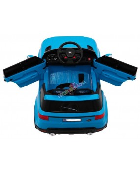Elektrické autíčko Start Run modré