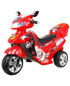 Elektrická motorka F928 červená